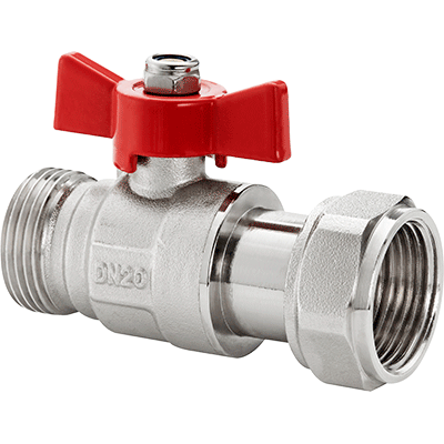 boiler connection valve heating