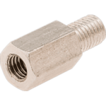 stainless steel thread adapter for float aisi 304 f m